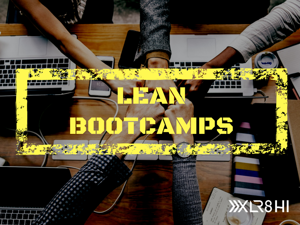 Lean Bootcamps XLR8HI startups education hawaii